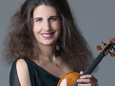 Laurence Kayaleh Violinist