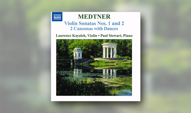 Nikolaï Medtner - Vol. 2