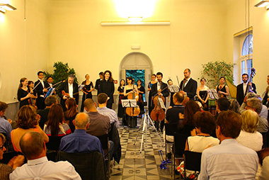Migros Bank Concert, Switzerland (Vivaldi - The Four Seasons)