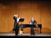 Nouvelles et voeux de fin d'année, concert, university of Victoria