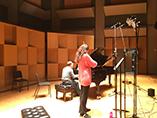 Séance d'enregistrement - Décembre 2017 - Laurence Kayaleh