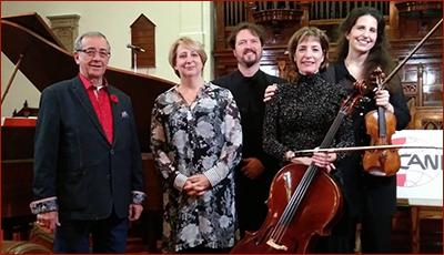 Merci à La Maison d'Opéra et de Concerts de Sherbrooke, Canada