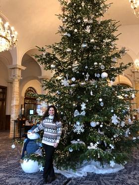 Vœux de Fin d'Année 2018 - Laurence Kayaleh