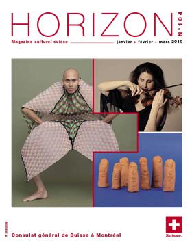 Horizon Magazine - Laurence Kayaleh en concert