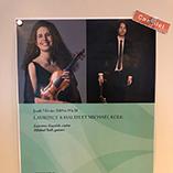 Tournée de Concert Violon & Guitare - 2