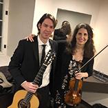 Tournée de Concert Violon & Guitare - 3