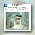 Nikolaï Medtner - Vol. 1 - Laurence Kayaleh