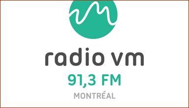 Radio VM - Canada - Laurence Kayaleh