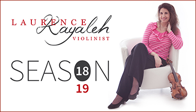 Laurence Kayaleh's Season 2018-2019